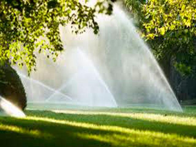 irrigazione giardino e orto
