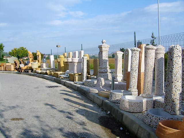 fontane arredo giardino
