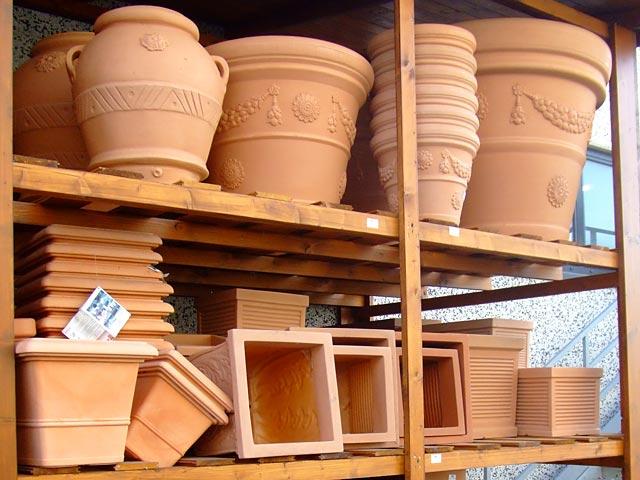 vasi per giardino