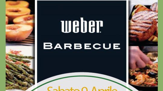 Barbecue Weber - Presentazione