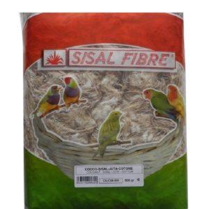 cocco-sisal-juta-cotone-500gr-sisal-fibre-nidi-fibra-tessitori-esotici-canarini-uccelli